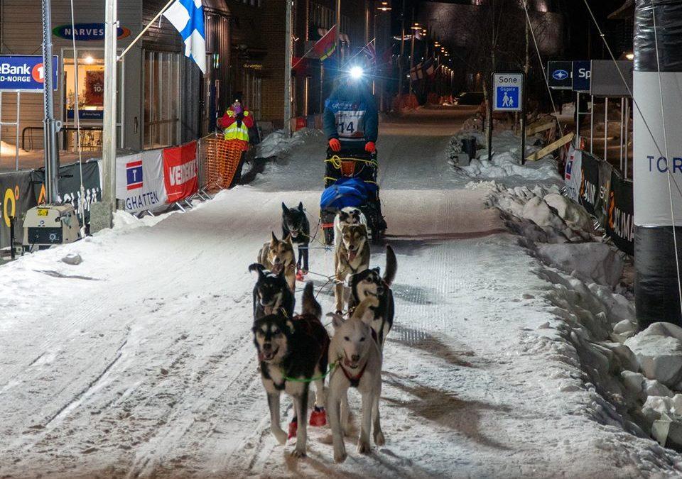 Bericht vom Finnmarkslopet 2020